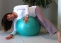 Psoas Stretch with Ball