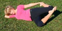 Quad Stretches