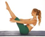 Pilates Hundreds Exercise